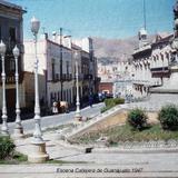Escena Callejera de Guanajuato (c. 1953).