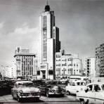 Avenida Juarez de la Cd.de Mexico.