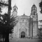 LUGAR DESCONOCIDO una iglesia posiblemente de Juchitan.