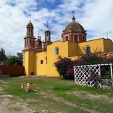 Antigua Hacienda de Gogorrón - Villa de Reyes, San Luis Potosí