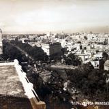 Vista parcial. - Ciudad de México, Distrito Federal