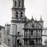 Templo de San Felipe ( Circulada el 6 de Agosto de 1913 ).
