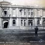 La Escuela Naval durante La ocupación estadounidense de Veracruz