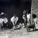 Tipos mexicanos Los consentidos de la casa por el Fotografo Jacob Granat.