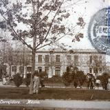 La Escuela de La Corregidora ( Circulada el 20 de Agosto de 1928 )