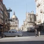 Cruce de Ramón Corona y Avenida Juárez