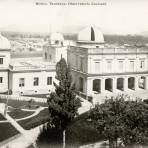 Observatorio nacional en Tacubaya