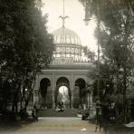 Pabellón Morisco de la Alameda de Santa María