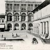 Teatro Calderón desde la Plaza