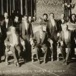 Primer gabinete del presidente Victoriano Huerta