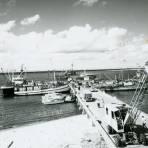 Muelle fiscal de La Paz