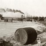 Talleres del ferrocarril