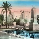 Parque de La Cruz y Mto. a Venustiano Carranza.
