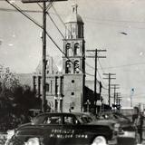 La parroquia. - Monclova, Coahuila