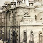Templo de la S. familia Col. Santa Maria - Ciudad de México, Distrito Federal