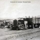 Tipos mexicanos Constructor de Carreteras Tehuacan Puebla.