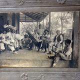 Una Familia de Alguna Hacienda.