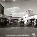 Callle Guerrero ( Circulada el 8 de Diciembre de 1952 )..