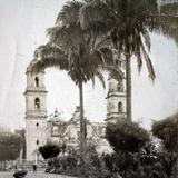 Una Iglesia ( Circulada el 13 de Agosto de 1910 ).