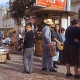 Mercado en Toluca (1953)