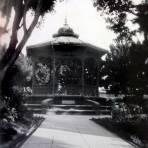 Kiosko de Morelia, Michoacán 1939.