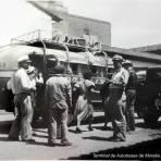 Terminal de Autobuses de Morelia, Michoacán 1939.