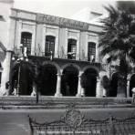 Hotel Valladolid Morelia, Michoacán 1939.