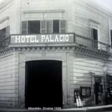 Hotel Palacio  de Mazatlán, Sinaloa 1939