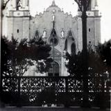 La Iglesia de Mazatlán, Sinaloa 1939
