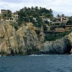 Vista al mirador de Acapulco (1955) - Acapulco, Guerrero