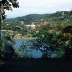 Vista panorámica de Acapulco (1955)