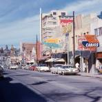 Avenida Álvaro Obregón (1960)
