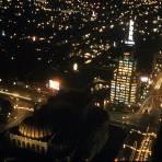 Edificio La Mariscala, de noche (ca. 1956)