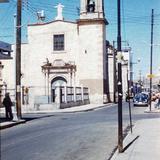 Escena Callejera  de  Durango 1956