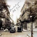 Avenida 16 de Septiembre ( Circulada el 1 de Julio de  1926 )