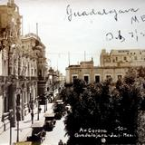 Avenida Corona ( Circulada el 1 de Julio de  1926 )