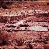 Ruinas arqueologicas en las Cercanias de Santiago Papasquiaro Durango 1956