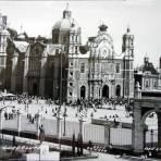 Basílica de Guadalupe (1957) Ciudad de México