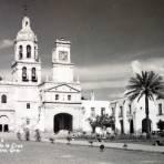 Templo de La Cruz.