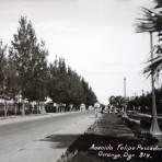 Avenida Felipe Pescador.