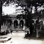 El Pabellon Morisco ( Circulada el 25 de Julio de 1924 ).