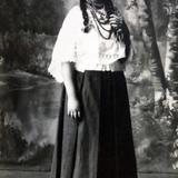 Tipos mexicanos Nativa de Guerrero.
