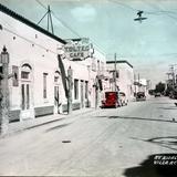 Avenida Hidalgo.