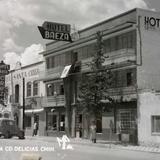 Hotel Baeza.