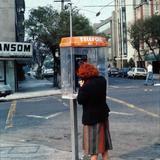 Escena Callejera  Ciudad de México 1986.