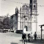 Templo de San Francisco Javier, hoy Museo Nacional del Virreinato