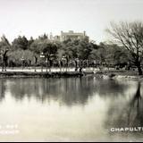 El Castillo de Chapultepec   Ciudad de México.