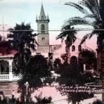La Plaza Juarez y Catedral.