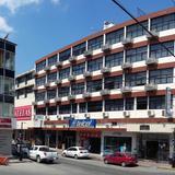 Edificios en la calle Juárez