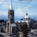 Panorama de la Ciudad de México 1956